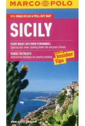Sicily - Marco Polo Pocket Guide - Polo,Marco | Hoshan.org