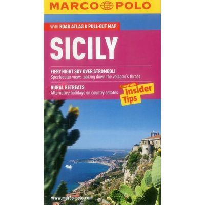 Sicily - Marco Polo Pocket Guide