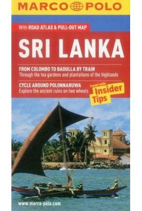 Sri Lanka - Marco Polo Pocket Guide - Polo,Marco | Hoshan.org