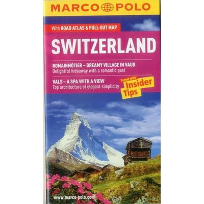 Switzerland - Marco Polo Pocket Guide