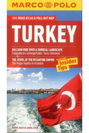 Turkey - Marco Polo Pocket Guide - Polo,Marco | Hoshan.org
