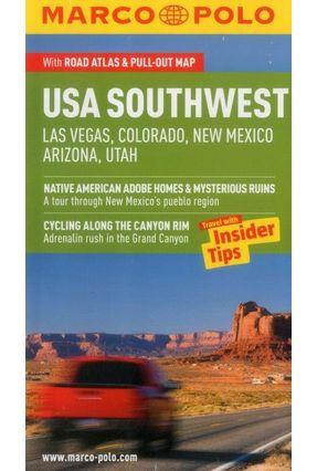 Usa Southwest - Marco Polo Pocket Guide - Polo,Marco pdf epub
