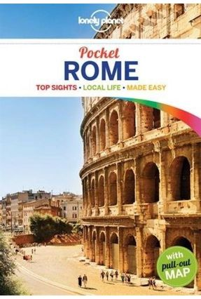 Lonely Planet Pocket Rome - Planet,Lonely Garwood,Duncan   Hoshan.org