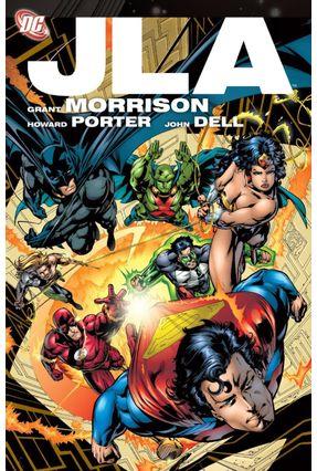 JLA Vol. 1 - Morrison,Grant | Hoshan.org