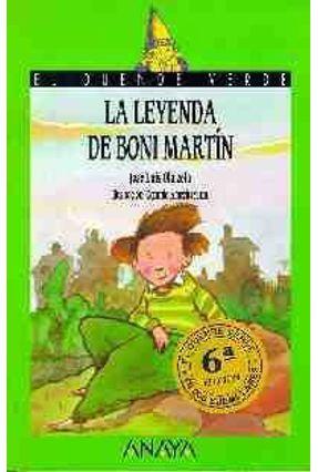 12 La Leyenda De Boni Martín - Olaizola,José Luis | Hoshan.org