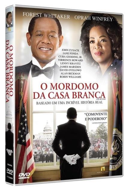 O Mordomo da Casa Branca - DVD - Saraiva