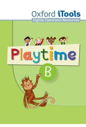 Playtime B - Itools + DVD-ROM - SELBY   Hoshan.org