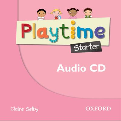 Playtime Starter - Class Audio CD