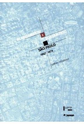 Planejamento e Zoneamento - São Paulo 1947-1972 - Feldman,Sarah | Hoshan.org