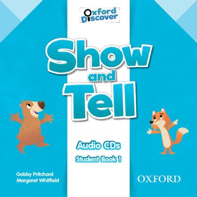 Show And Tell - Level 1 - Class Cd - Level 2