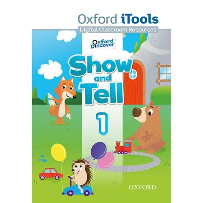 Show And Tell - Level 1 Itools