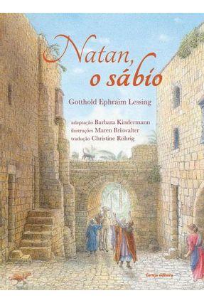 Natan - O Sábio - Barbara Kindermann   Hoshan.org