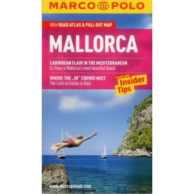 Mallorca - Marco Polo Pocket Guide