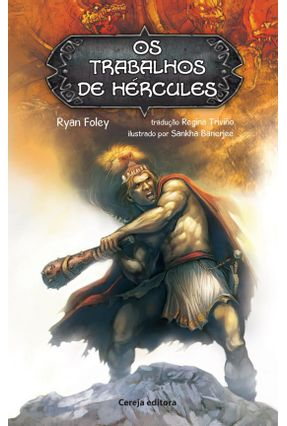Os Trabalhos De Hércules - Ryan Foley pdf epub