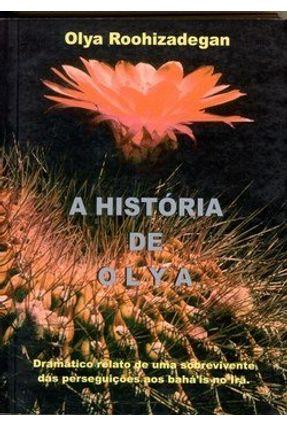 A História de Olya - Roohizadegan,Olya | Hoshan.org