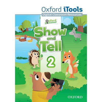 Show And Tell - Level 2 Itools
