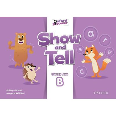 Show And Tell - Level 3 Literacy Bk B