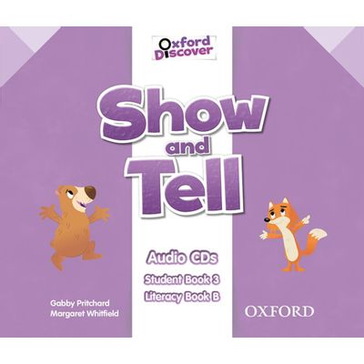 Show And Tell - Level 3 - Class Cd - Level 2
