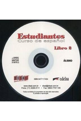 Estudiantes 2 CD Audio (1) Nacional - Palomino,Maria Angeles   Hoshan.org