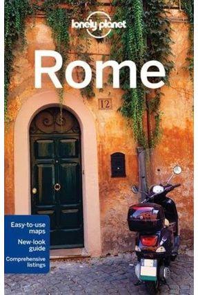 Lonely Planet Rome - Garwood,Duncan Blasi,Abigail Planet,Lonely   Hoshan.org