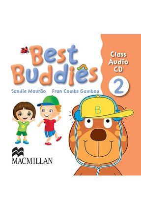 Best Buddies 2 - Class Audio CD - Macmillan | Tagrny.org