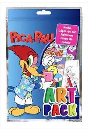 Universal - Art Pack - Pica Pau - UNIVERSAL | Hoshan.org