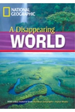 A Disappearing World - Level 1000 - Col. Footprint Reading Library ( British English ) - Waring,Rob   Nisrs.org