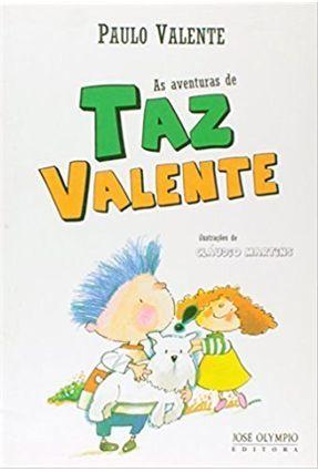 As Aventuras de Taz Valente - Valente,Paulo pdf epub