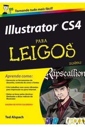 Illustrator Cs4 para Leigos - Alspach,Ted   Tagrny.org