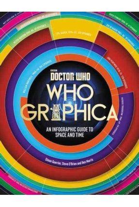 Doctor Who - Whographica - Guerrier,Simon Morris,Ben O'Brien,Steve pdf epub