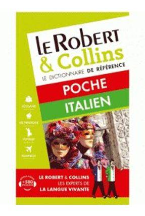 Le Robert & Collins Poche Français-Italien Et Italien-Français - Collectif | Hoshan.org