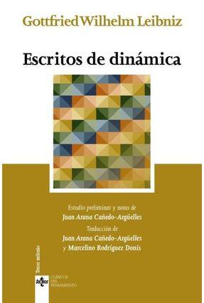 Escritos De Dinámica - Leibniz,Gottfried Wilhelm | Nisrs.org