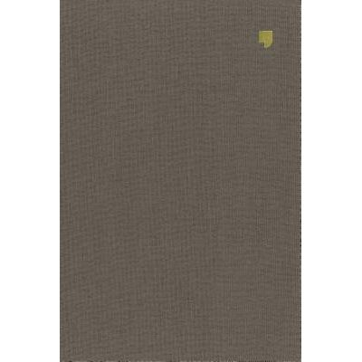Net Bible, Single-Column Reference, Cloth Over Board, Gray, Comfort Print - Holy Bible