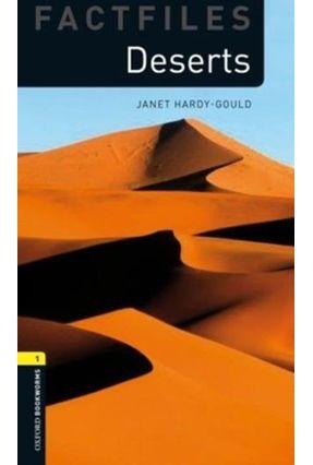 Deserts - Factfiles - Hardy-gould,Janet pdf epub