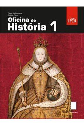 Oficina de História - Vol. 1 - Campos,Flavio de Claro,Regina | Hoshan.org