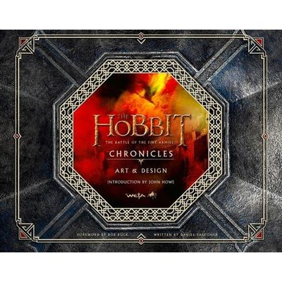 The Hobbit - The Battle Of The Five Armies - Chronicles - Art & Design
