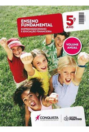 Empreendedorismo e Educação Financeira - 5º Ano - Editora Positivo   Hoshan.org