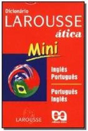 Dicionário Mini Larousse Inglês / Português V/v