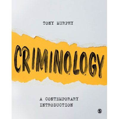 Criminology - A Contemporary Introduction