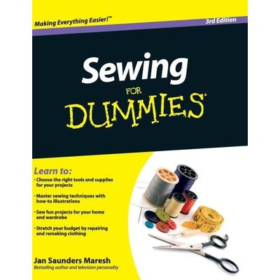 For Dummies - Sewing For Dummies