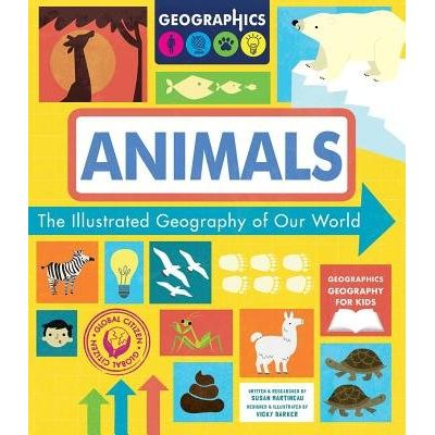 Animals - The Illustrated Geography Of Our World
