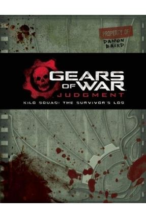 Gears Of War - Judgment - Auten,Rob   Tagrny.org