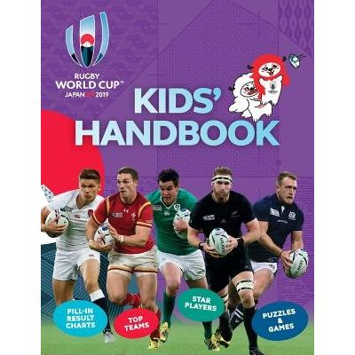 Rugby Wc 2019 Kids' Handbook