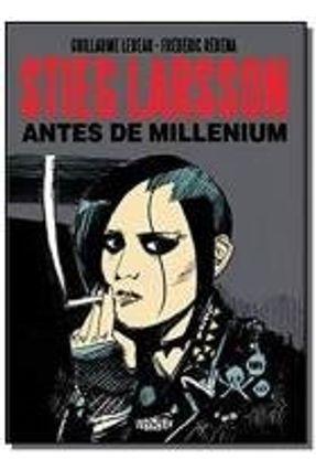 Stieg Larsson - Antes de Millennium