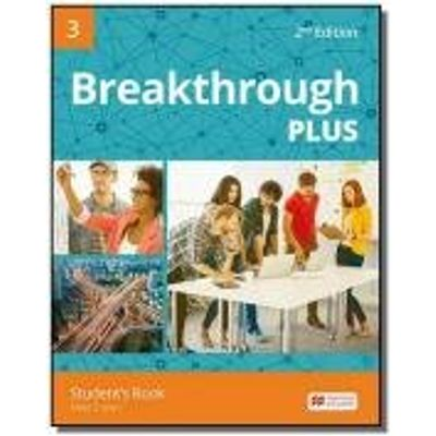 Breakthrough Plus 2Nd Student's Book Premium Pack-3