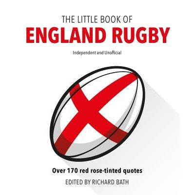Little Book Of England Rugby