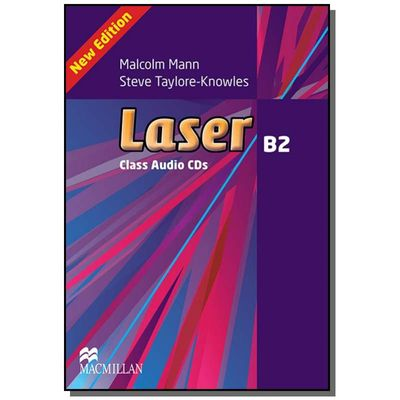 Laser B2 - Class Audio CD - 3Rd Edition