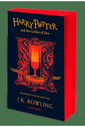 Harry Potter And The Goblet Of Fire - Gryffindor Paperback - Rowling,J.K. pdf epub