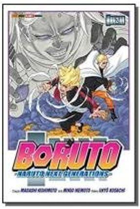 Boruto - Naruto Next Generations  - Vol. 2