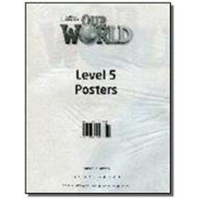 Our World 5 - Poster Set